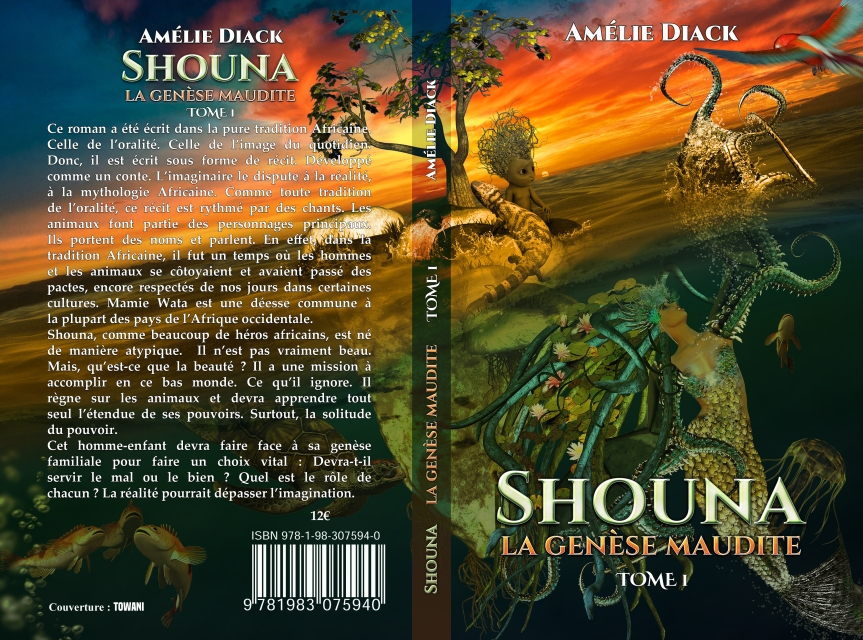 SHOUNA: La genèse maudite –FLORIC