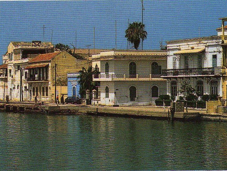 Saint-Louis du Sénégal – Ndar Geej, LaBelle…