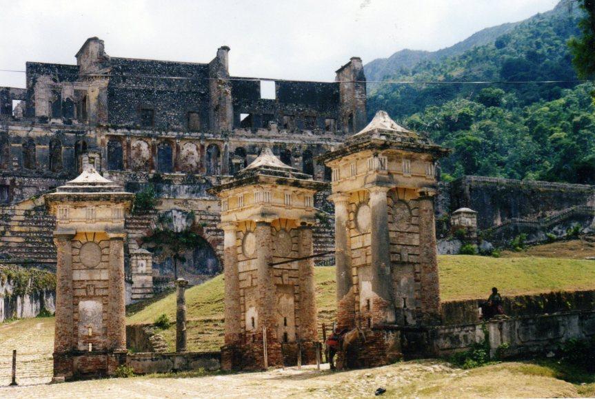 Moi Haïti