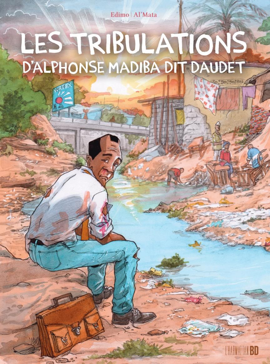 Les tribulations d'Alphonse Madiba dit Daudet – Edimo & Al'Mata –2016