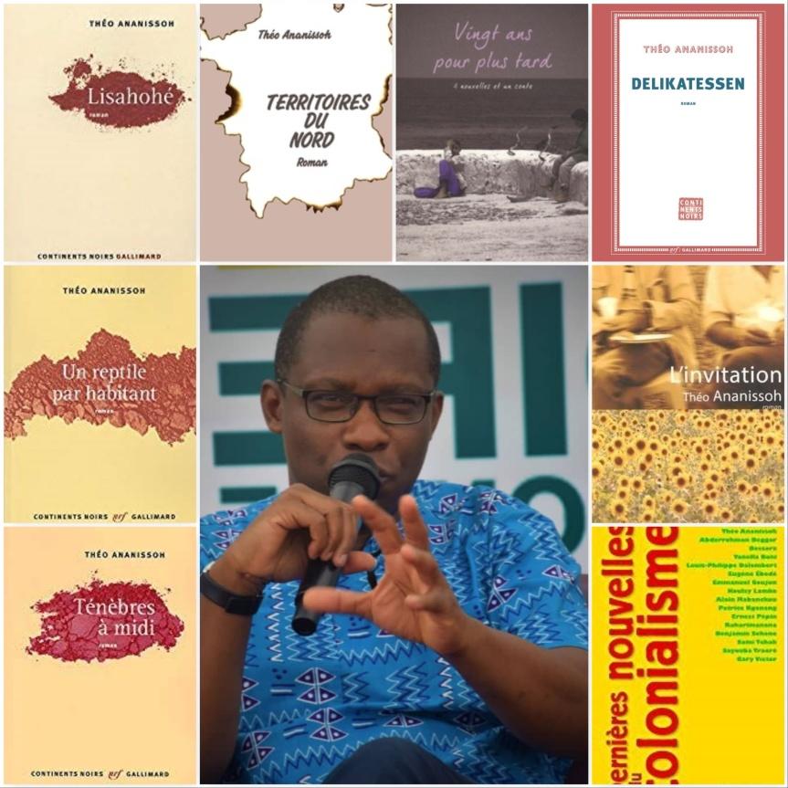 Entretien avec Théo Ananissoh, homme de Lettres Togolais –1962